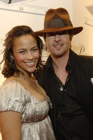 pictures of robin thicke and paula patton baby. Robin Thicke amp; Paula Patton